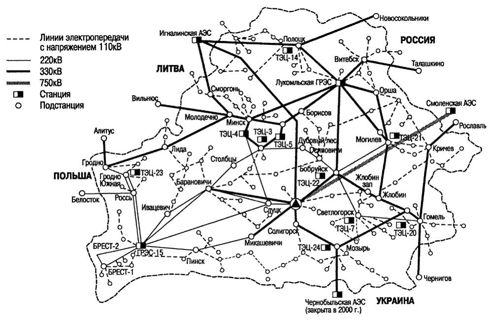 Схема объединенной